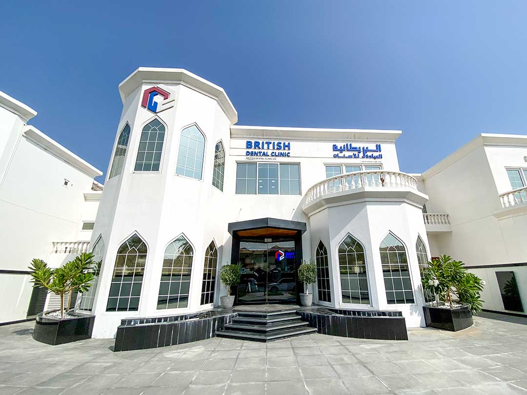 British Dental Clinic in Dubai