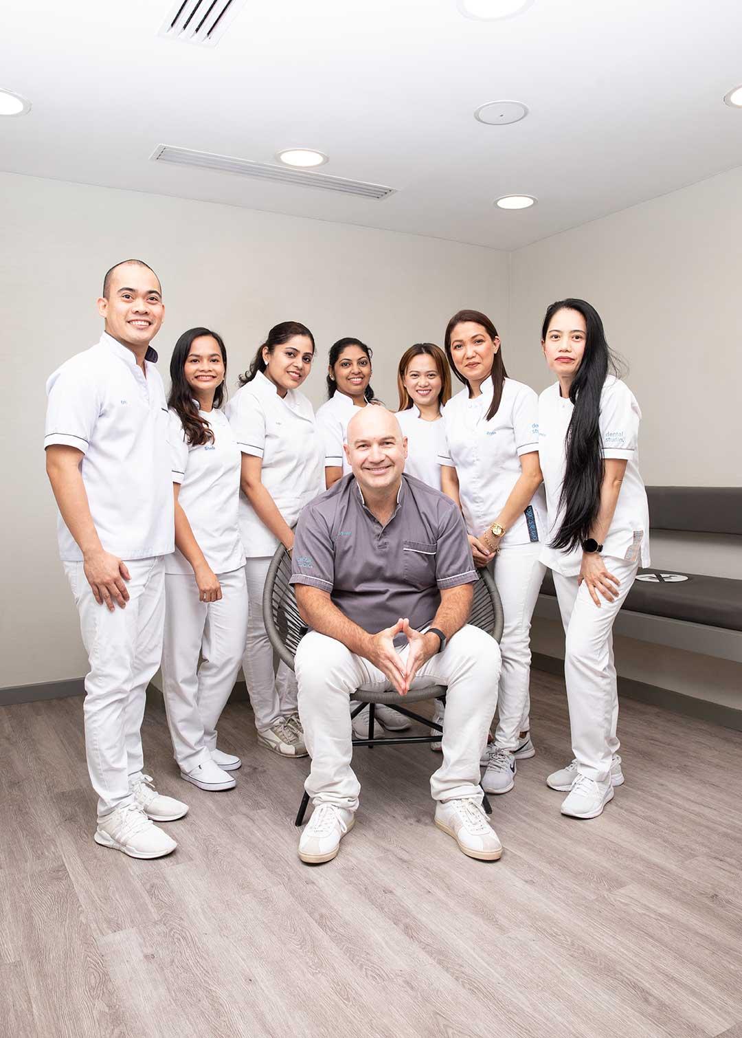 Dentists in Umm Al Sheif