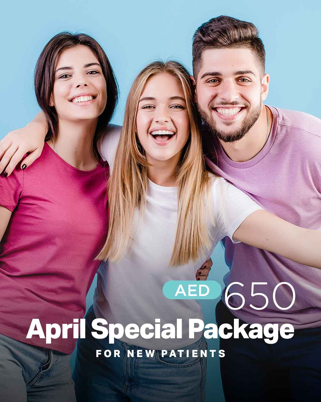 April Special Package