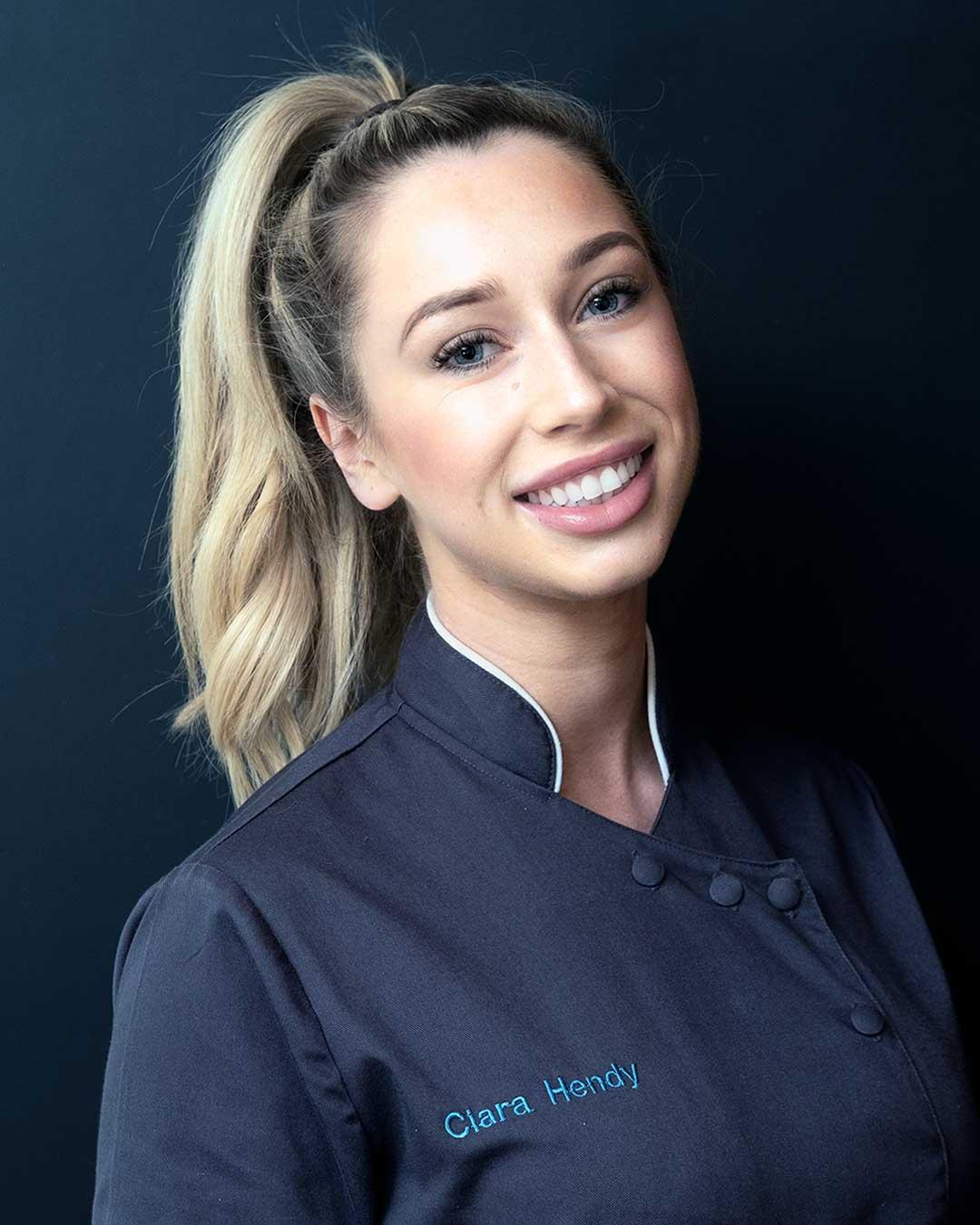 Hygienist Ciara Hendy