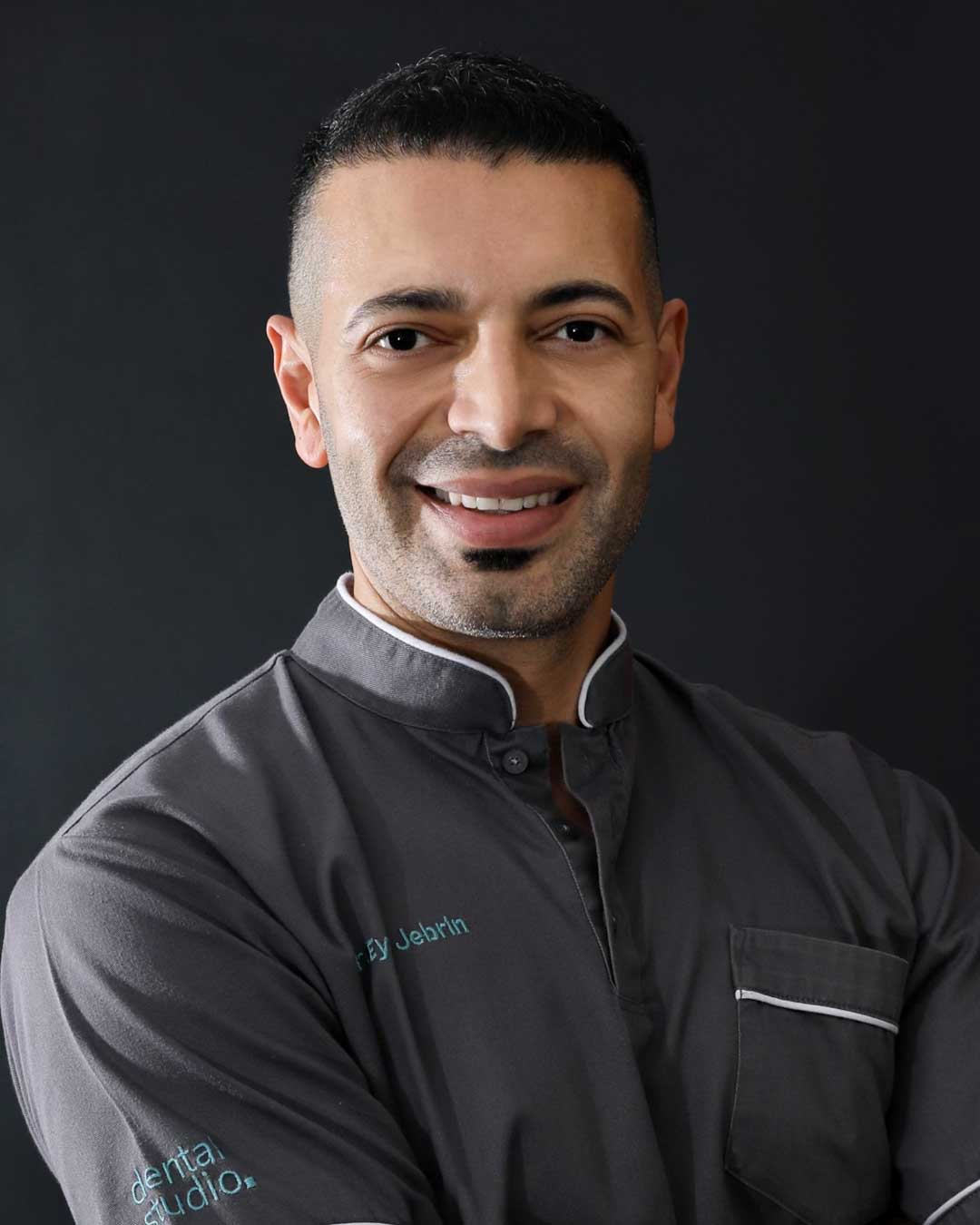 Periodontist Dr. Eyass Jebrin